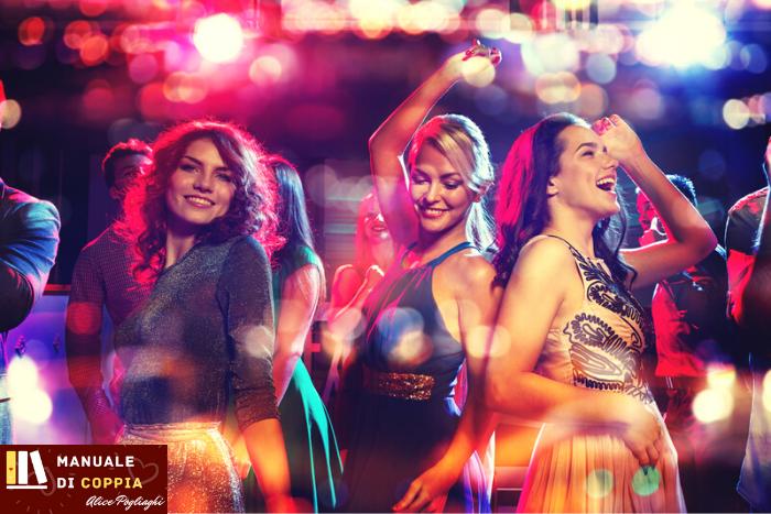 conoscere ragazze discoteca