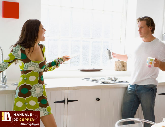 problemi di coppia convivenza